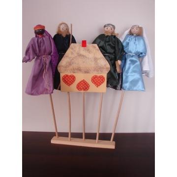 Kukiełki - Jasełka na Święta Bożego Narodzenia