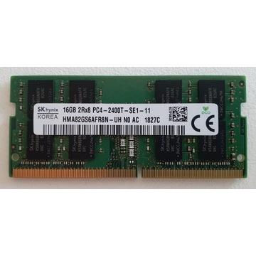 Pamięć RAM Sk Hynix 16GB DDR4 1 Moduł do Laptopa