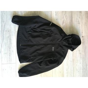 Kurtka softshell KILPI męska S - czarna/black