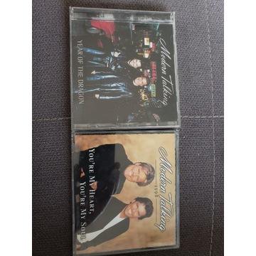 Modern Talking Year of the dragon + CD Single