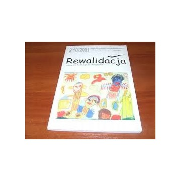 REWALIDACJA 2(10)2001 CZASOPISMO DLA NAUCZYCIELI