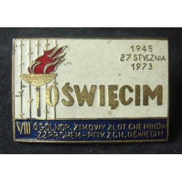 Oświęcim - Zimowy Zlot Chemików 1973