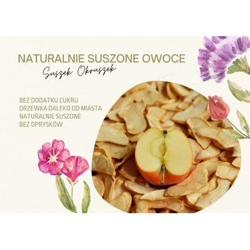 Mix suszonych owoców jabłko gruszka śliwka