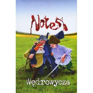 Notes Wędrowycza - Andrzej Pilipiuk