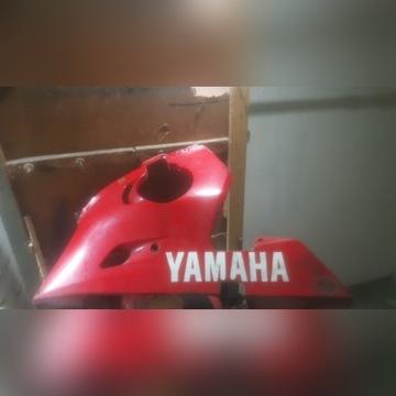 Yamaha r6 rj03 Pług