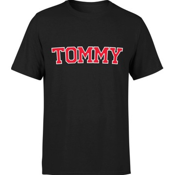 T-shirt Tommy Hilfiger 100% bawełna