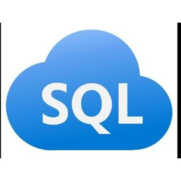 Pisanie skryptów SQL