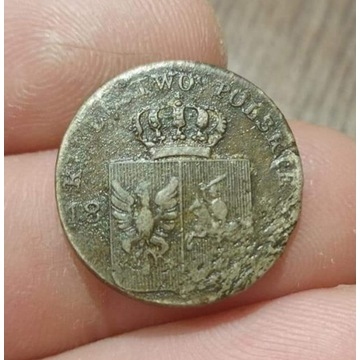 10 groszy 1831r.  Powstanie Listopadowe