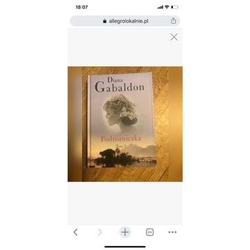 Diana Gabaldon - Podróżniczka cz 2