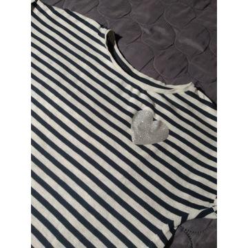Koszula nocna h&m 122