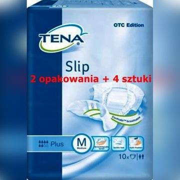 Pieluchy TENA SLIP PLUS M i Pieluchomajtki Seni