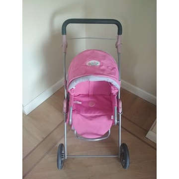 Wózek dla lalek baby born zapf creation