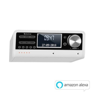 Radio inteligence bluetooth MP3 DAB+ Wlan FM