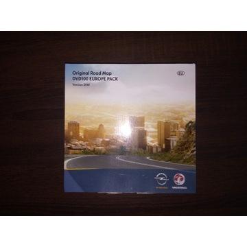 Mapy opel DVD100 wersja 2014 Europa Nawigacja