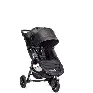 Wózek Baby jogger city mini gt czarny spacerówka