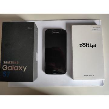 Samsung Galaxy S7 SM-G930F kolor black onyx