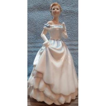 Porcelanowa figurka Royal Doulton CLAIRE
