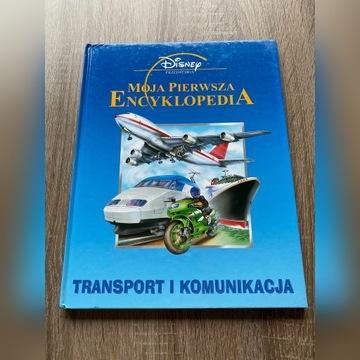 Moja pierwsza encyklopedia Transport i komunikacja