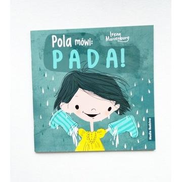 """Pola mówi: Pada!"", I. Marienborg - nowa"