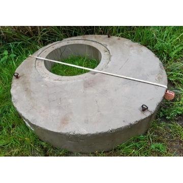 Przykrywa betonowa średnica fi1470 z otworem fi630