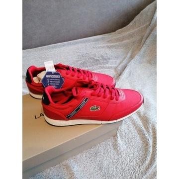 Buty marki Lacoste z powodu błędu z rozmiarówką