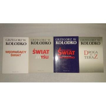 Grzegorz W. Kołodko Zestaw 4 książek Komplet