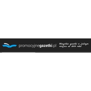 promocyjnegazetki.pl - domena + serwis