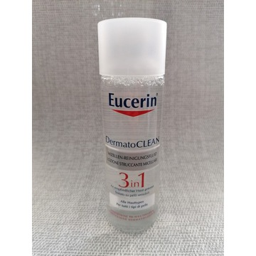 Eucerin Dermatoclean 3 in 1 płyn micelarny