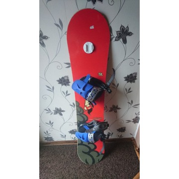 Deska snowboardowa Rossignol Scan 135cm