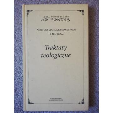 Boecjusz - Traktaty teologiczne