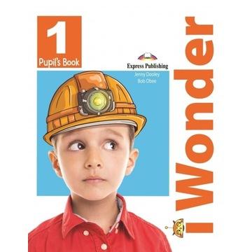 I Wonder 1 Pupils Book , Activity Book