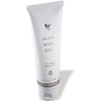 Forever Living Products Aloe MSM Gel