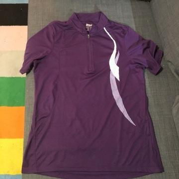 Koszulka rowerowa L XL kieszeniami Crivit