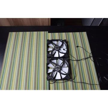 Wentylatory LED Phanteks 14cm PH-F140SP_LED 2 szt
