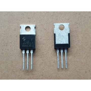 Tranzystor HY1707 Nowe elektryczna hulajnoga ebike