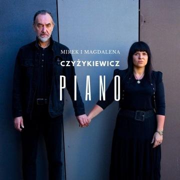 PIANO - Mirek i Magdalena Czyżykiewicz z podpisem