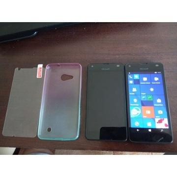 Microsoft Lumia 550 Czarny RM-1127 WARTO