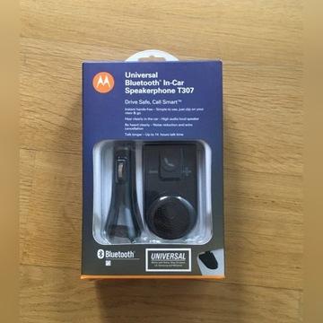 Zestaw głośnomówiący Motorola T307