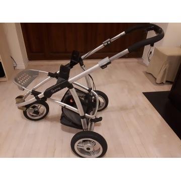Wózek dziecięcy Quinny spacerówka, gondola ++++