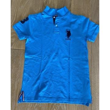 Koszulka polo U.S. Polo Assn. 12-13 lat