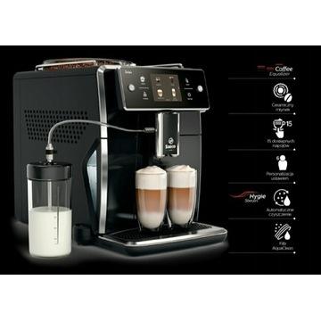 Saeco Xelsis SM7680/00 ekspres do kawy