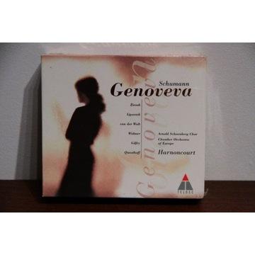 Robert Schumann: GENOVEVA. Opera, 2CD, nowa.