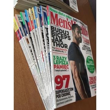 68 czasopism Men's Health