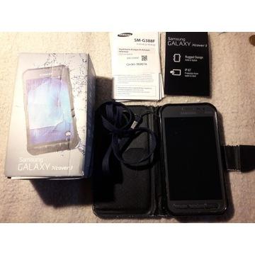 Samsung Galaxy Xcover3 SM-G388FDSAXEO