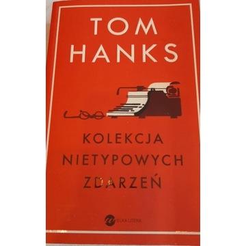"""Tom Hanks """"Kolekcja nietypowych zdarzeń"""""""