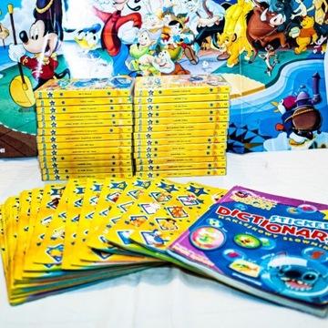 Magic English seria podstawowa 26 płyt