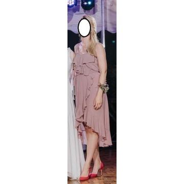 Chantal sukienka świadkowa starsza druhna