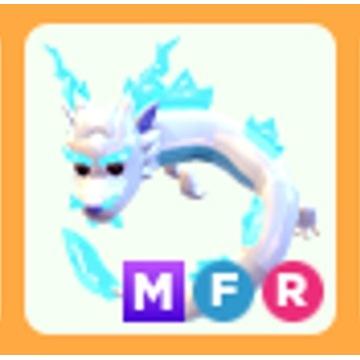 Roblox Adopt Me Frost Fury MFR mega Neon FR