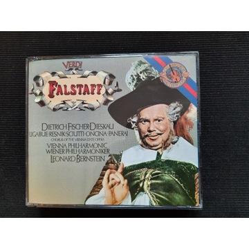Verdi Falstaff Bernstein CBS Okazja