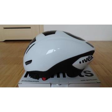 Kask rowerowy UVEX EDAero nowy roz 53-57